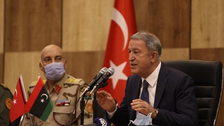 أكار يدافع عن وجود الجنود الأتراك في ليبيا: جهود لاستمرار الهدوء