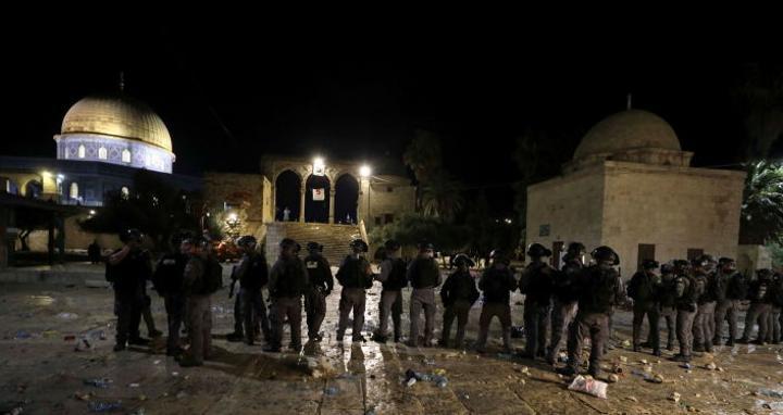 ليبيا تطالب المجتمع الدولي بالتدخل لحماية الفلسطينيين