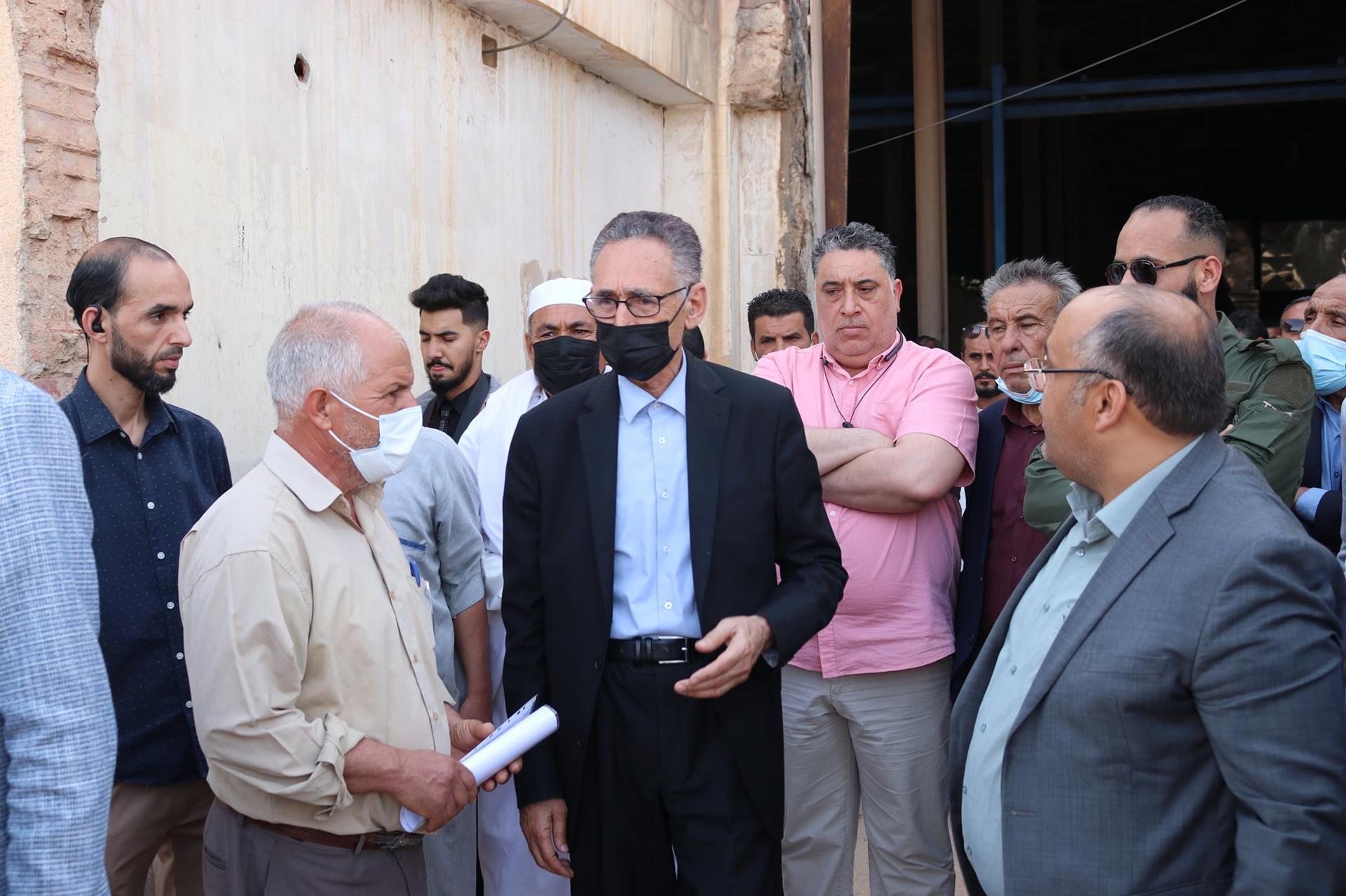 حكومة الوحدة تسعى لتفعيل صندوق الإعمار والتنمية في طرابلس