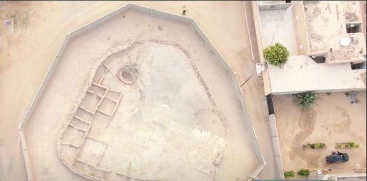 """مجمع """"تان أفلا"""" الأثري.. شاهد على حضارة عريقة في الجنوب"""
