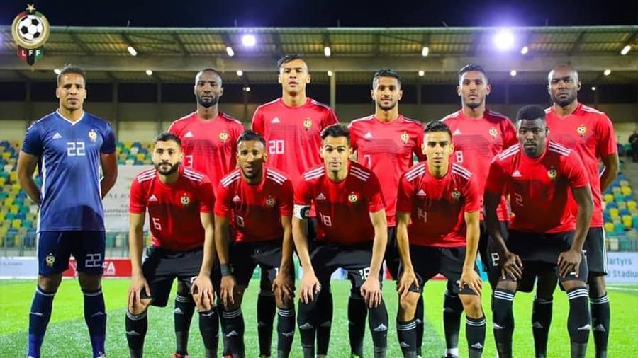 المنتخب الوطني يستعد في تونس لمباراة السودان