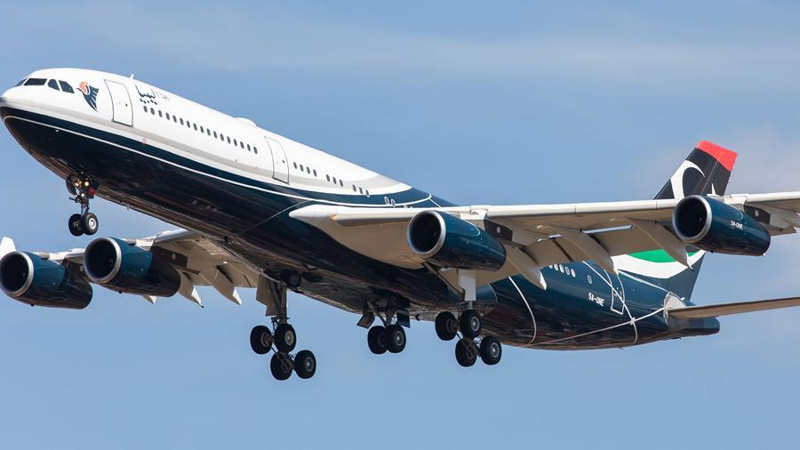 من فرنسا إلى إسطنبول لاستكمال الصيانة.. طائرة القذافي في طريقها إلى ليبيا