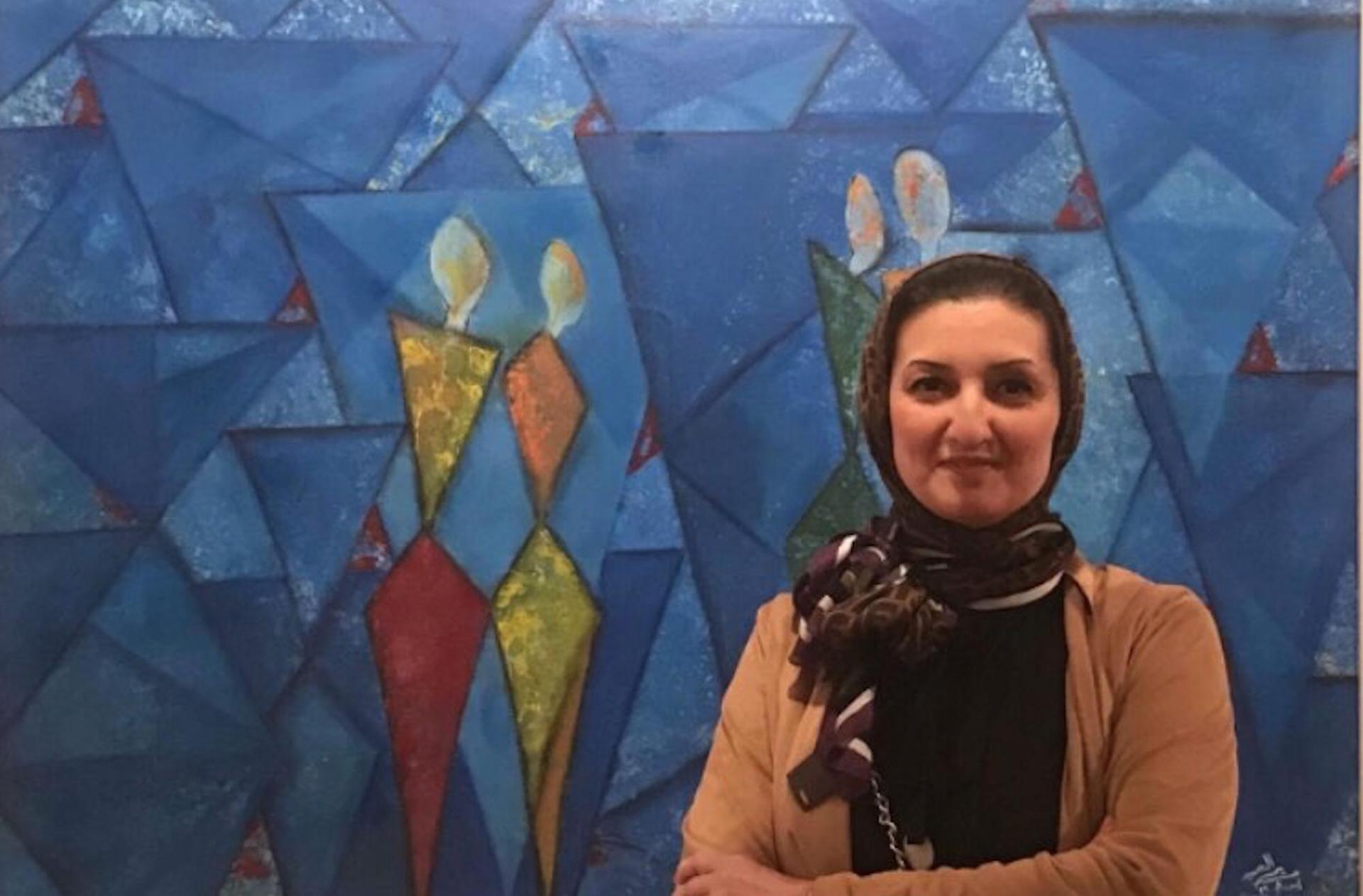 مريم الصيد: التشكيل في ليبيا يحتاج إلى التجديد ونفتقد الفنان المثقف
