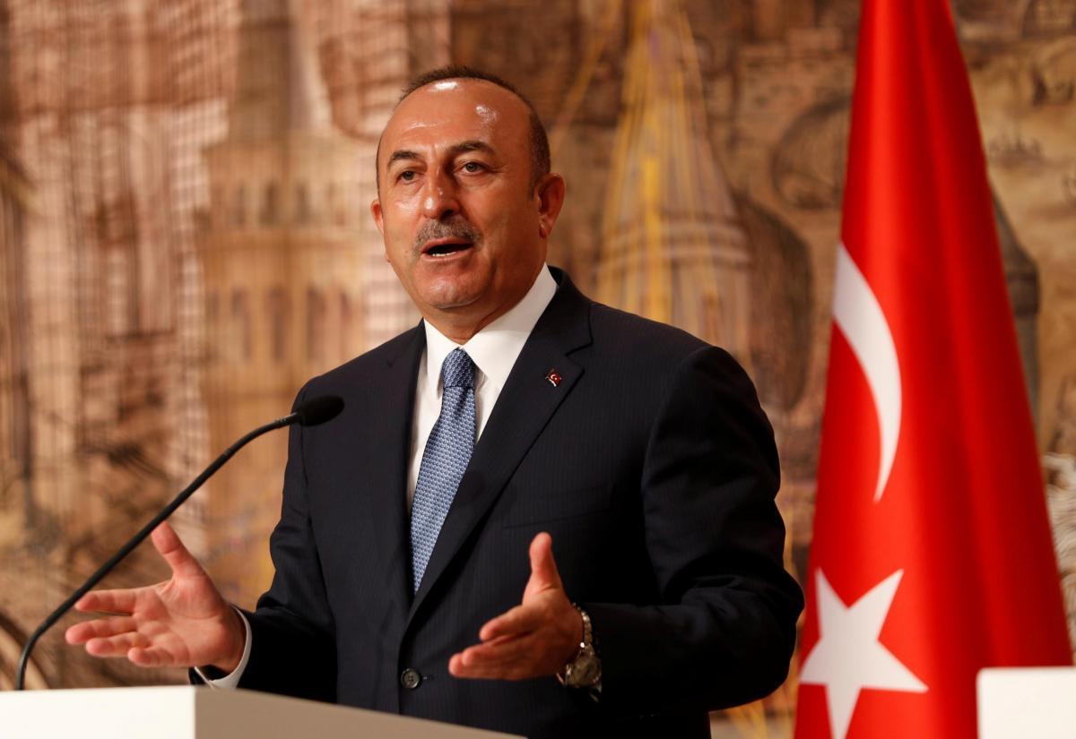 أوغلو: تراجع الخلافات مع فرنسا بشأن ليبيا.. وأمريكا تريد التعاون