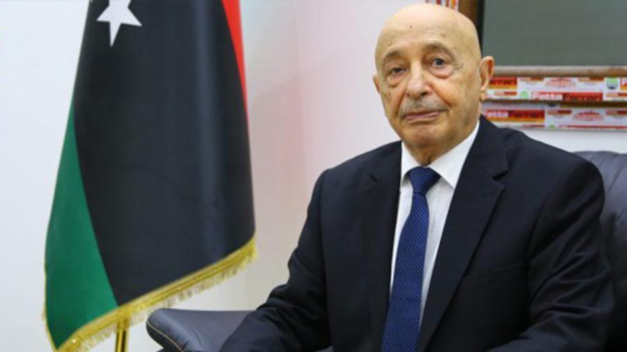 عقيلة صالح يدعو إلى جلسة للميزانية والمناصب السيادية