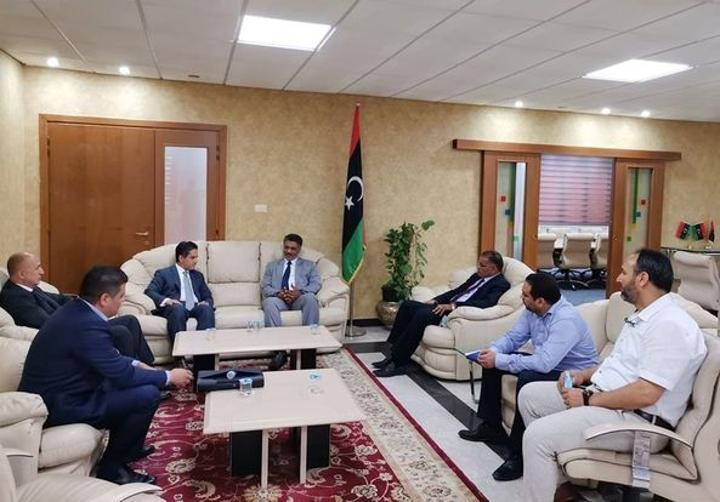 خبرات أمريكية لتحسين أداء شبكة الكهرباء في ليبيا
