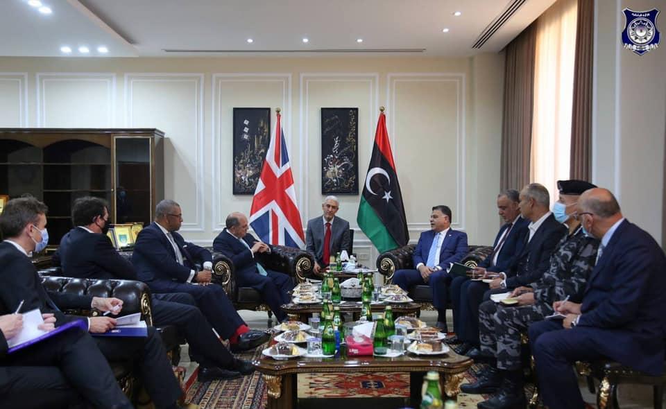 بريطانيا: المجتمع الدولي لديه رغبة حقيقية في استقرار ليبيا