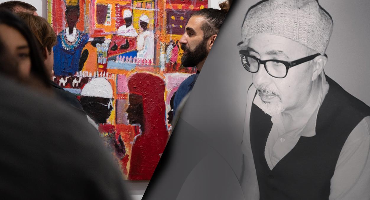 """""""مقاومة، تمرد وثورة"""" يخلد الراحل حسن دهيمش في لندن"""