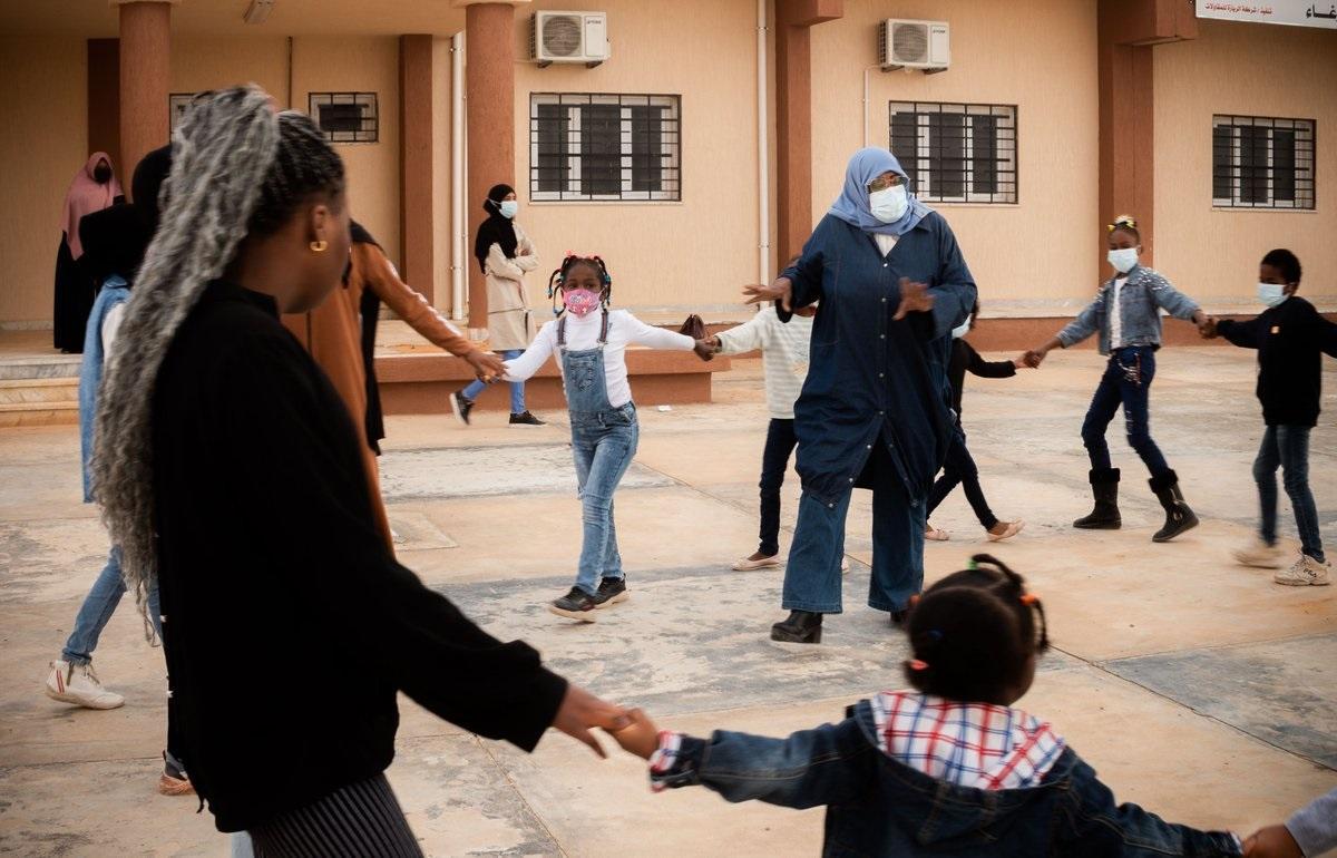 الأمم المتحدة تدشّن 3 مدارس في تاورغاء