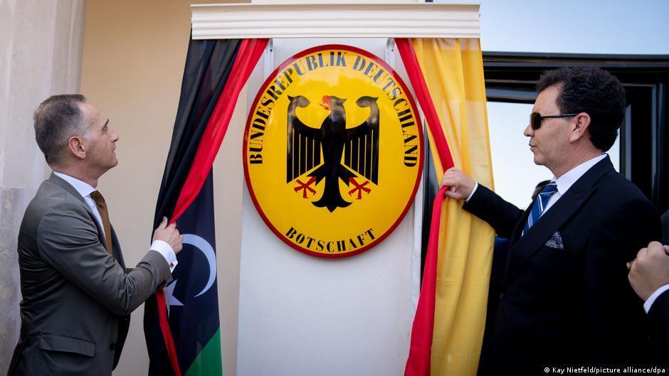 دعوة ألمانية من طرابلس لخروج المرتزقة والقوات الأجنبية من ليبيا