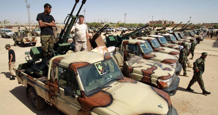 الجيش الوطني الليبي يعلن مقتل أحد أفراده برصاص مسلحين
