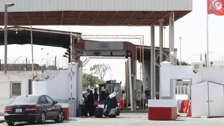 تجار جنوب تونس غاضبون من البروتوكول الصحي مع ليبيا