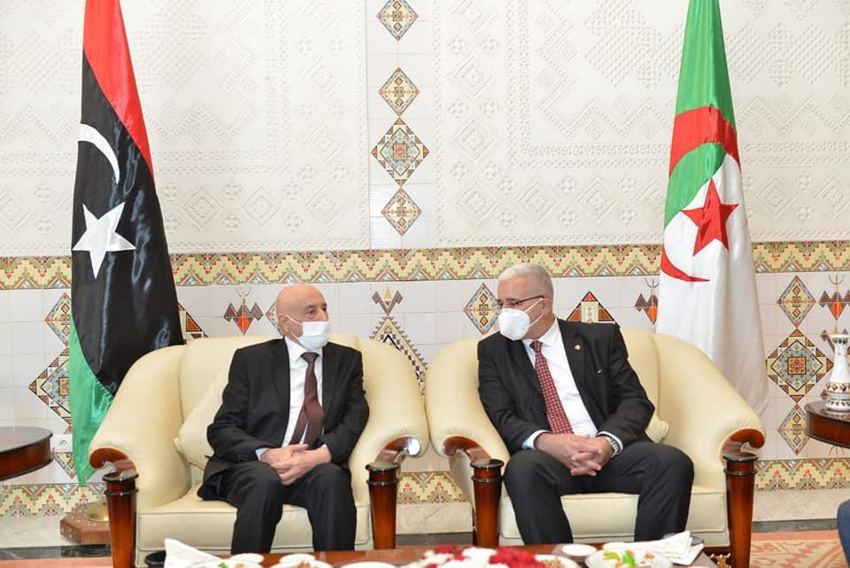 رئيس مجلس النواب الليبي: نعول على الجزائر في الخروج من الأزمة- (صور وفيديو)