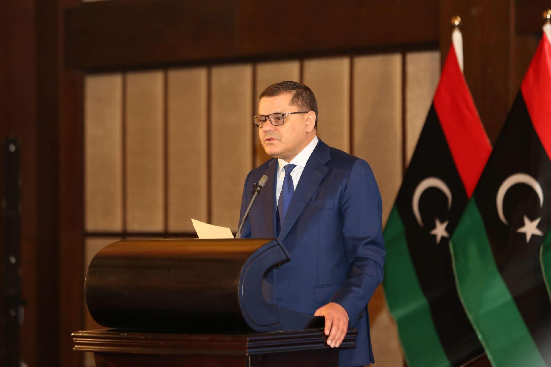 """نائب رئيس الحكومة الليبية: شخصيات تنادي بالانفصال.. والدبيبة يقع في """"الديكتاتورية"""""""