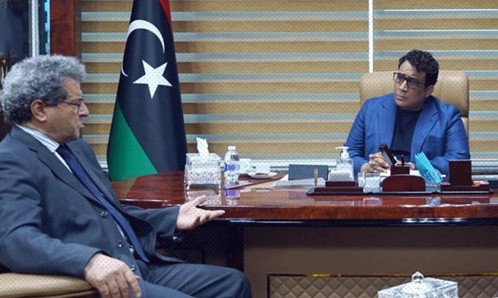 """الرئاسي يبحث مشاكل القطاع النفطي مع """"عون"""""""