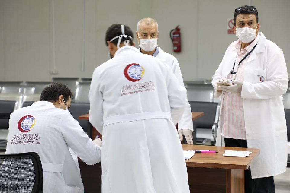 """ليبيا تسجل 551 إصابة جديدة بـ""""كورونا"""".. بينها 227 حالة حرجة"""