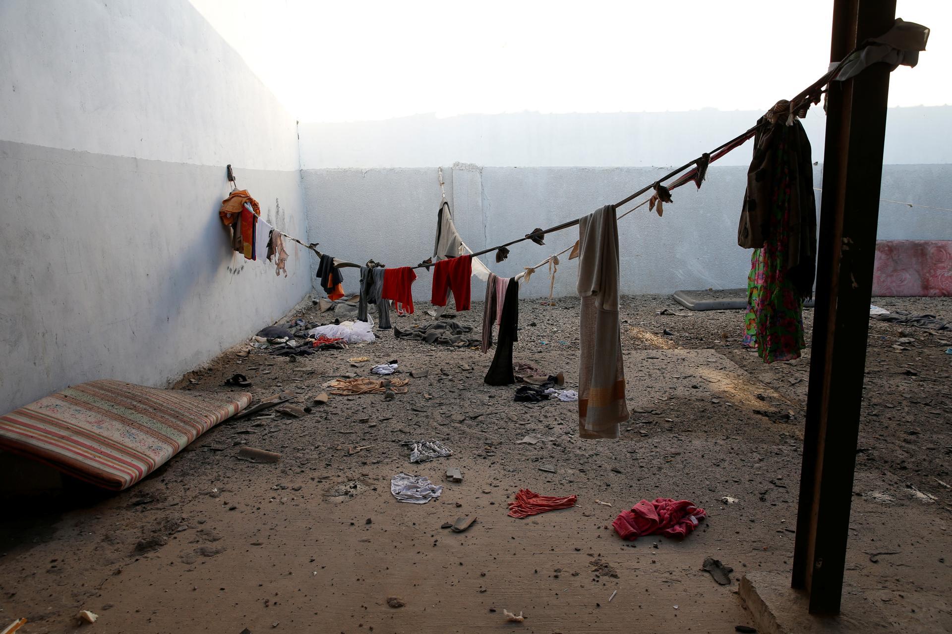 دعوة أممية لمحاسبة المتورطين بمقتل مهاجرين في طرابلس