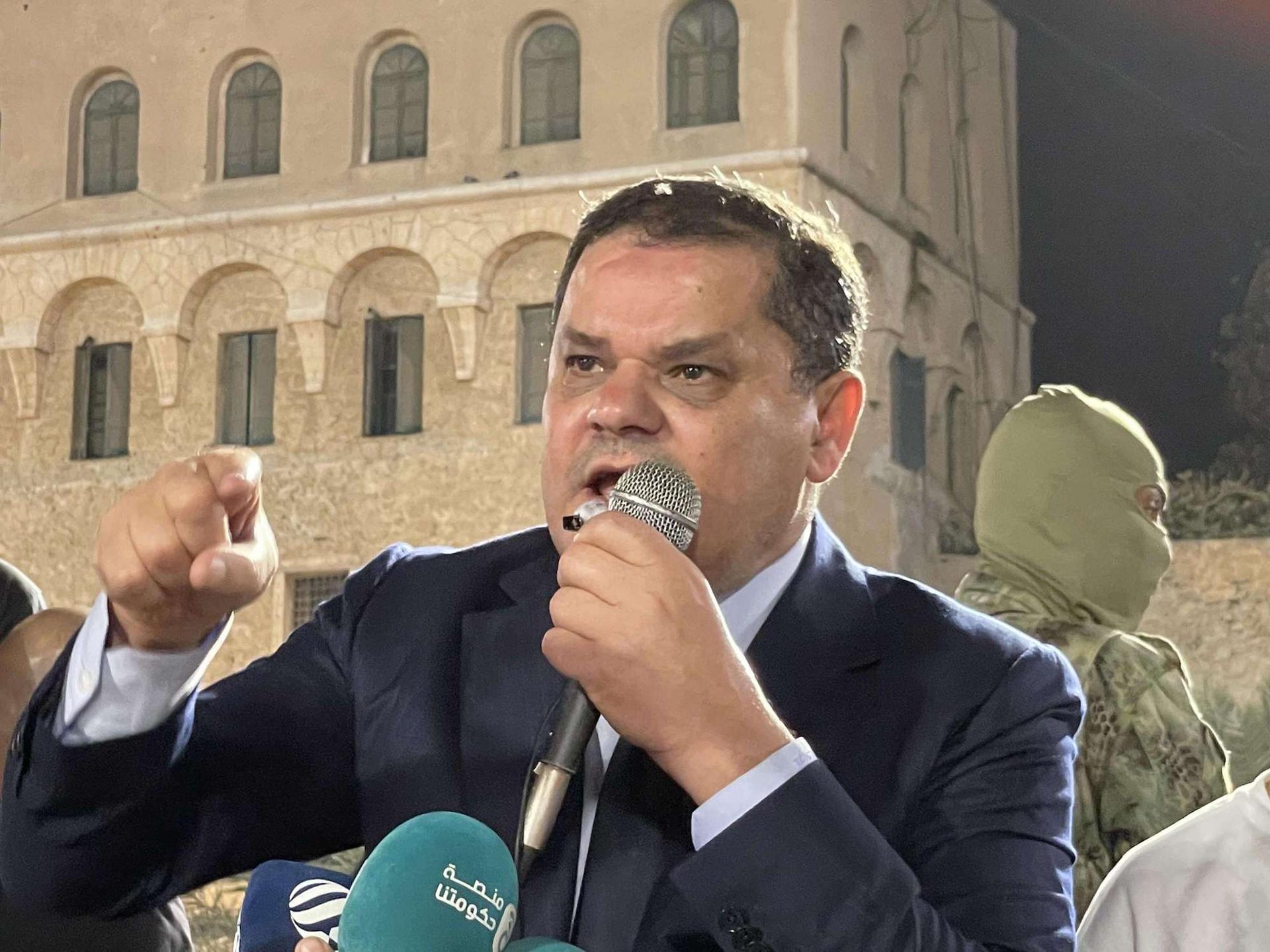 برلماني ليبي: مليشيا حفتر رفضت زيارة الدبيبة لمدينة غات