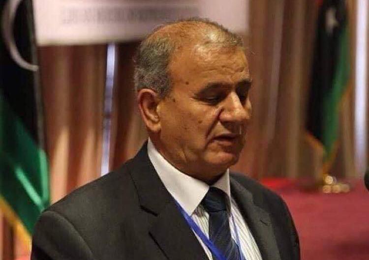 وفاة النائب عن بنغازي أحمد شيهوب بعمر 67 عاماً