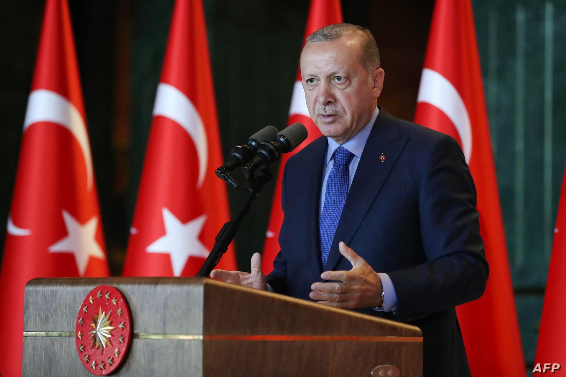 """مصدر لـ""""218″: """"أردوغان"""" يجري زيارة رسمية إلى ليبيا الجمعة"""