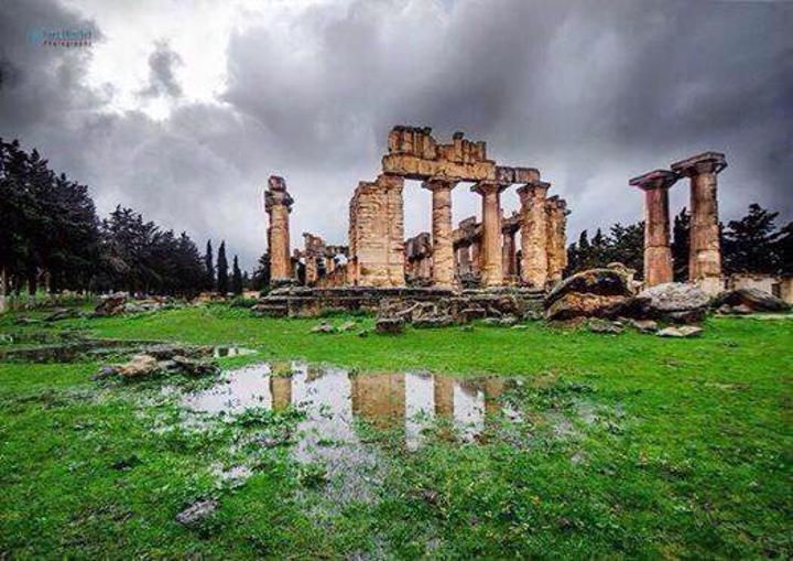 أعمال تقييم للمواقع الأثرية في قورينا.. بتعاون أمريكي