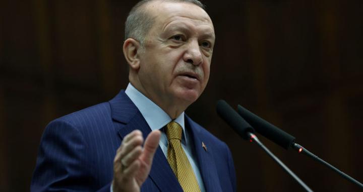الرئاسة التركية ترد على أنباء زيارة أردوغان إلى ليبيا