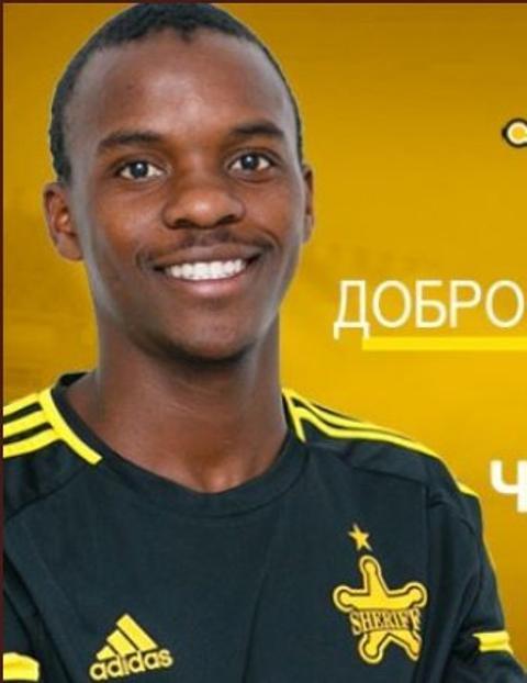 Malawi star Charles Petro making progress in Moldova