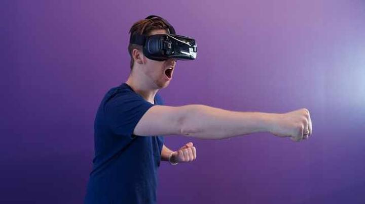 Virtual reality exercise app 'VZfit' overwhelms the senses in all the wrong ways