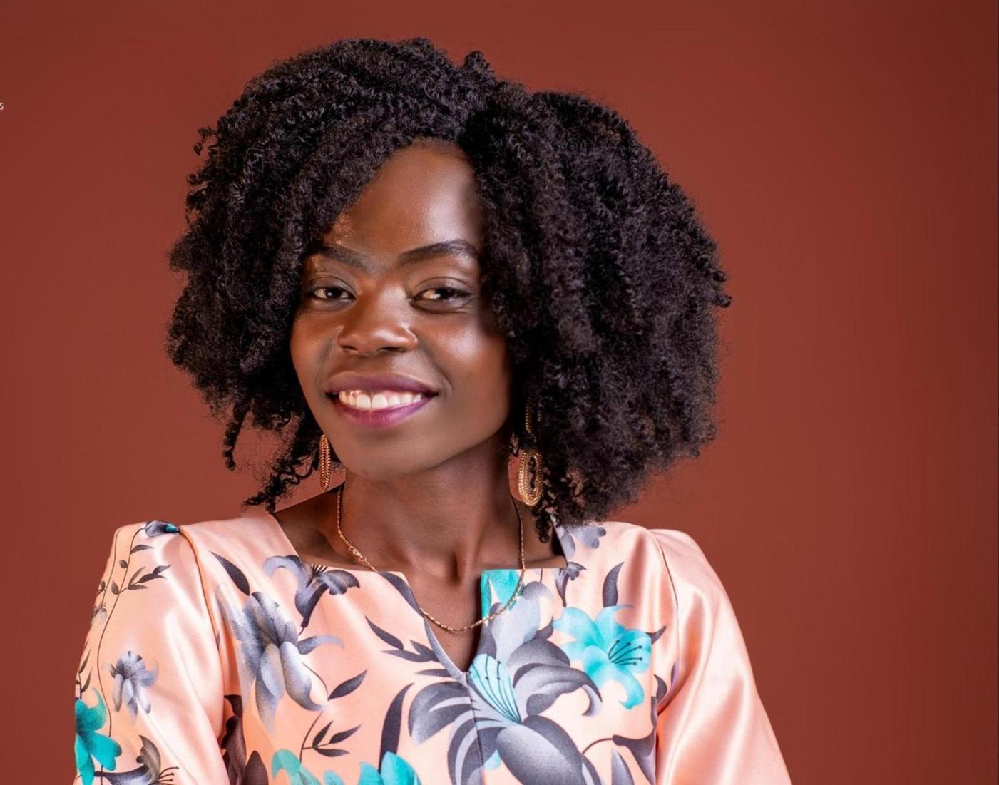 Esther gives hope in new single 'Ndine Wamwayi'