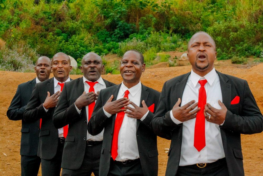 Blantyre Catholic Men's Choir in double launch