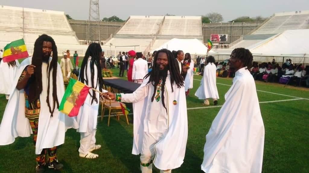Rastafarian wedding wows Malawians