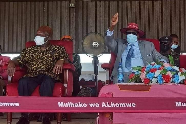 Muluzi mocked for advising DPP on UDF's death-bed