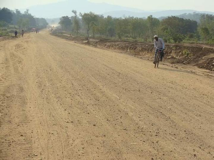 Slow progress of Thabwa-East Bank road project worries MP