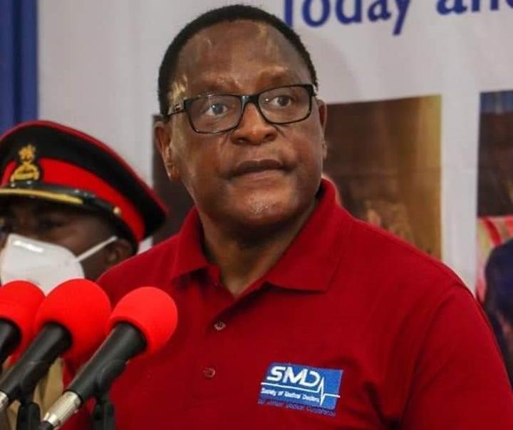 Chakwera told to share Malawians' pain