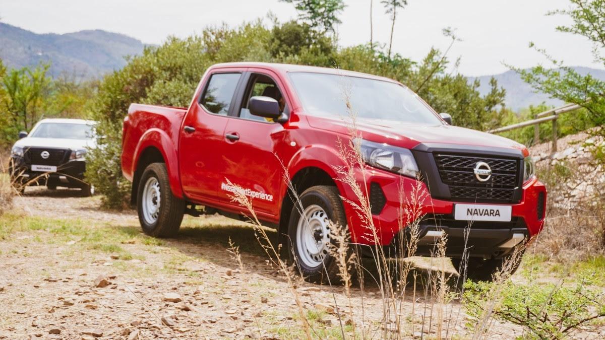 Nissan celebrates Navara's launch into Africa