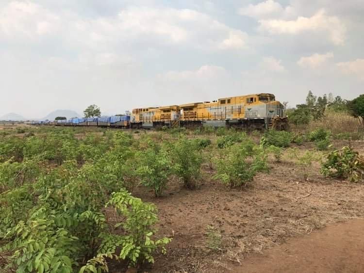 Limbe-Balaka passenger train service suspended due to rampant vandalism of rail equipment