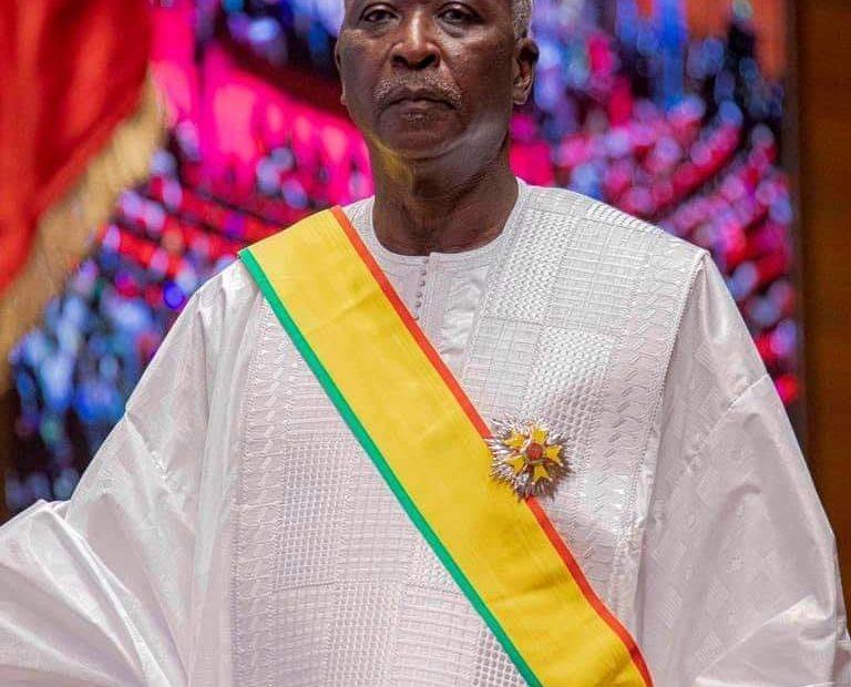 Mali : Le président Bah N'Daw met les points sur les i