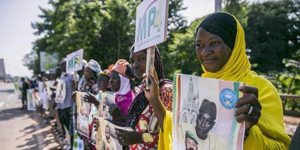 Mali : qui sont les membres du Conseil national de transition ?