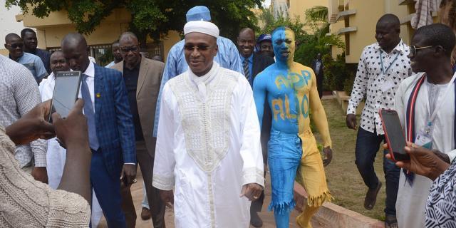 Mali : Aliou Boubacar Diallo, l'irrésistible ascensionpolitique d'un homme d'affaires