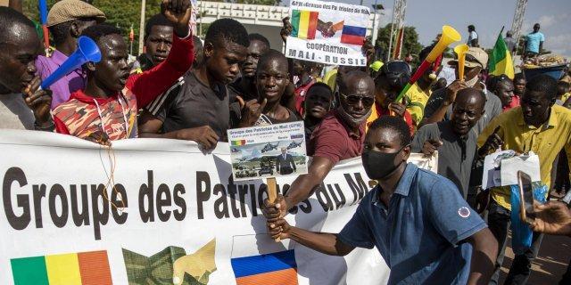 France-Russie : le Mali et la Centrafrique au cœur d'une guerre d'influence sur Facebook