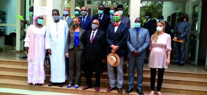 Coopération bilatérale : L'Allemagne fait un don de plus de 56 milliards de FCFA au Mali dont plus de 10 milliards de FCFA pour la BNDA