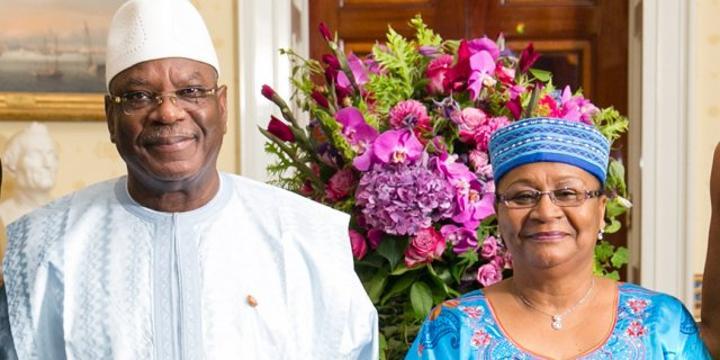 Mali : Ibrahim Boubacar Keïta et son épouse guéris du Covid-19