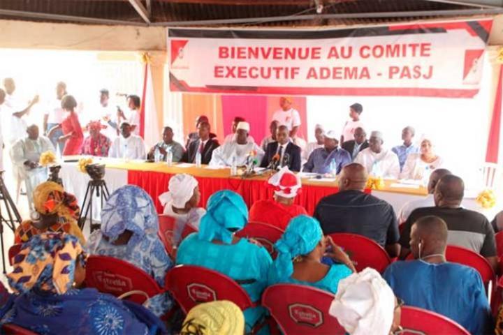 Mali : l'ADEMA-PASJ se retire de l'EPM