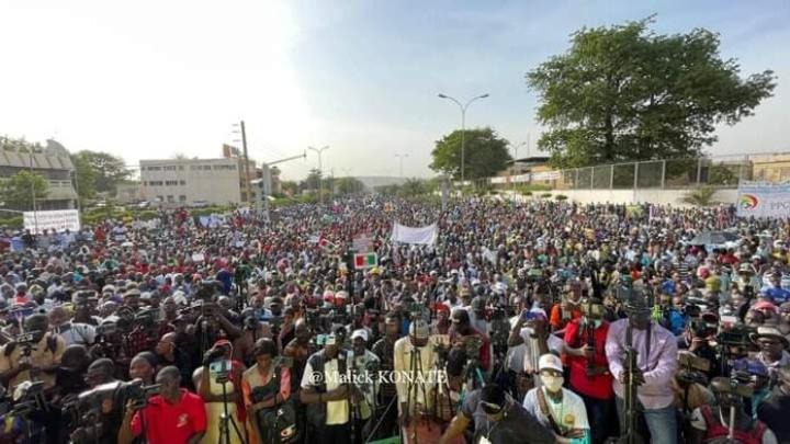 En vérité : Un Mali aux mains libres