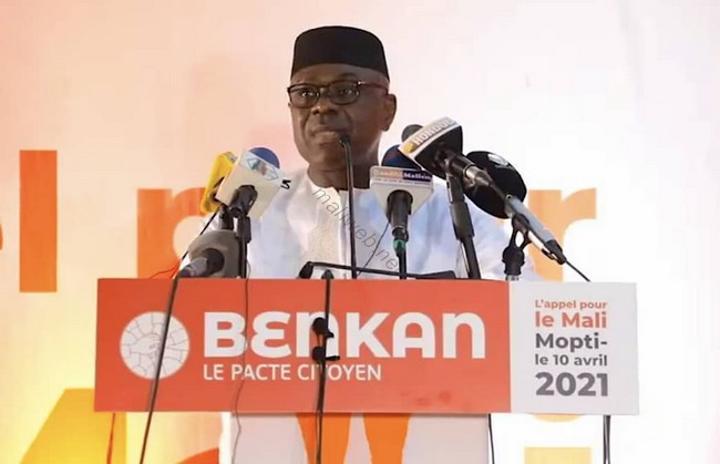 Présidentielle 2022 : Le Mandé vent débout pour Seydou Mamadou Coulibaly !