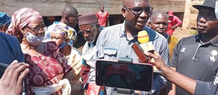 Lancement des travaux de curage du marigot « Molobalini » de Djélibougou : Des femmes aux côtés des hommes pour commémorer la Journée panafricaine des Femmes !