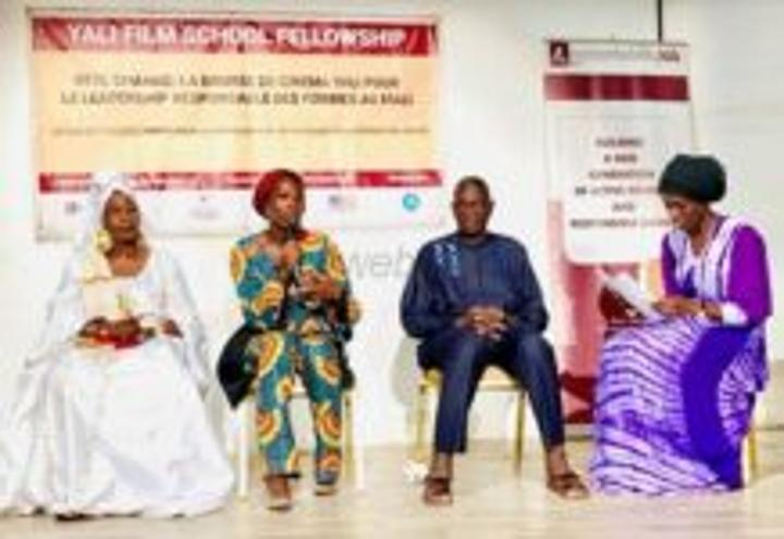 Yali Film School Fellowship : Djélika Mama gagne son pari !