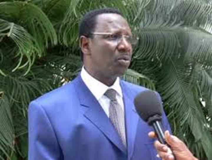 Renouvellement des mandats du HCME : Taclé par ses adversaires au Gabon, Habib Sylla se défend