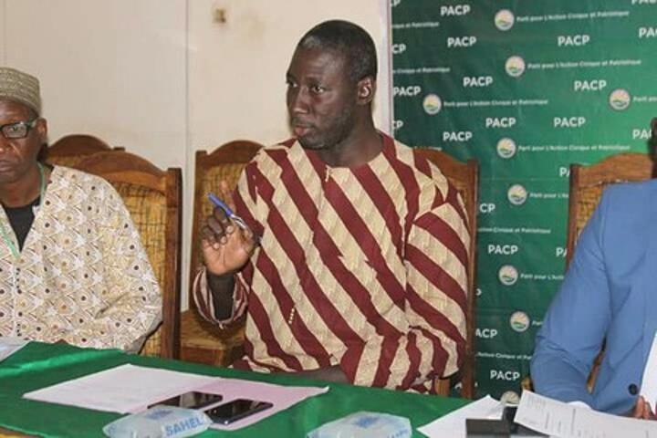 Dr. Oumar Keïta, président du Pacp : «Il n'y a pas de raison à ce que les élections ne se tiennent pas aux dates indiquées»