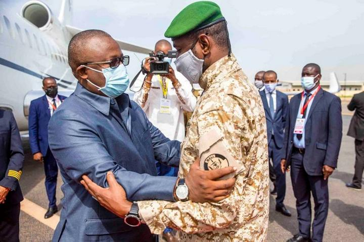 Umaro Sissoco Embaló : « Au Mali, il faut soutenir ceux qui détiennent le pouvoir »